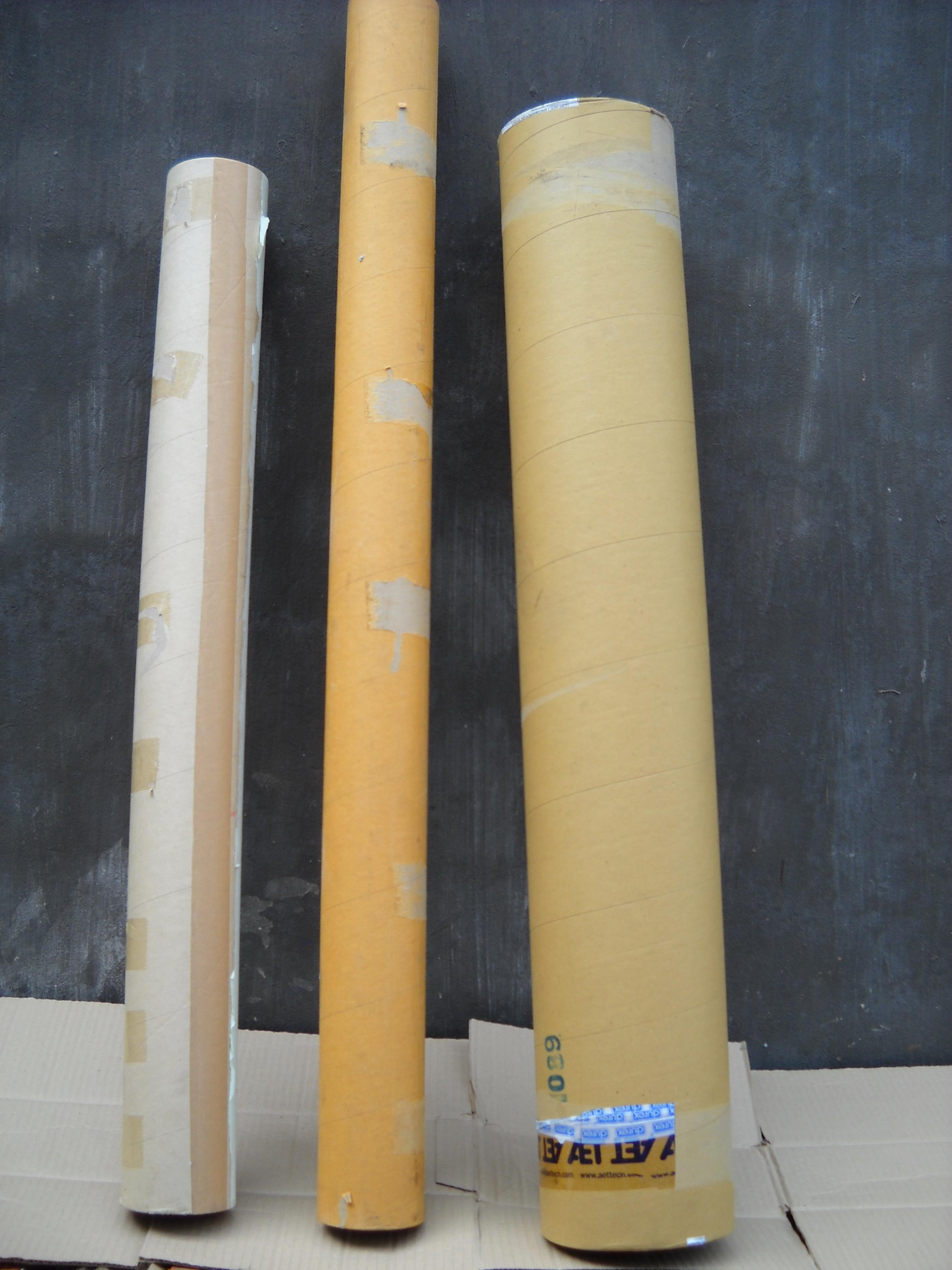 Ốn g giấy phế liệu